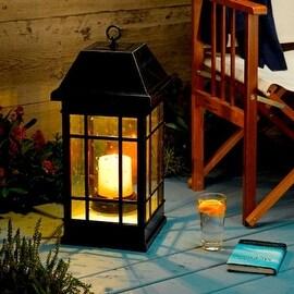 Smart Solar 3900KR1 San Rafael Mission Style Solar Lantern