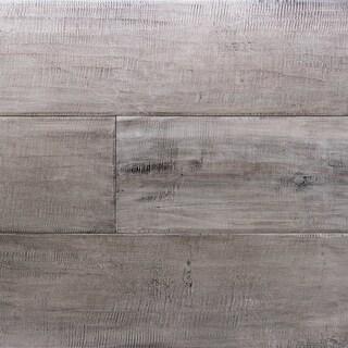 """Miseno MFLR-SILVERMINE-E Limerick Engineered Hardwood Flooring - 7-1/2"""" Planks (26 SF / Carton) - maple silvermine - N/A"""