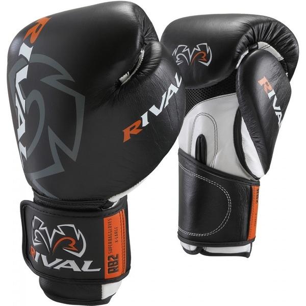 Shop Rival Boxing Hook And Loop Super Bag Boxing Gloves