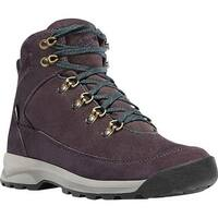 Danner Women's Adrika Waterproof Hiker Boot Plum Suede