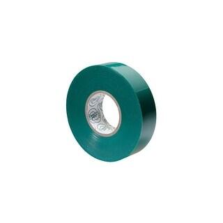 Ancor Premium Electrical Tape 3/4inch x 66feet Green Premium Electrical Tape