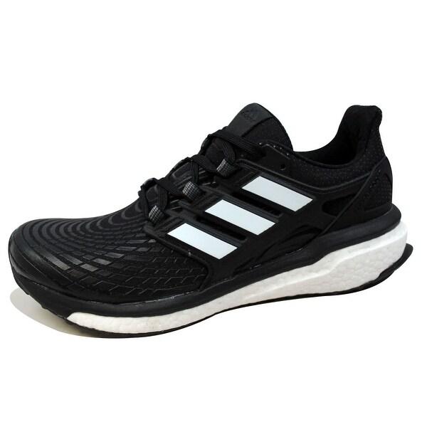 Adidas Women's Energy Boost Black/White CG3056 Size 9