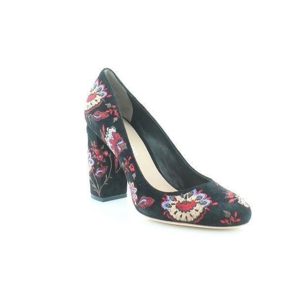 Loeffler Randall Sydnee Women's Heels Black Floral