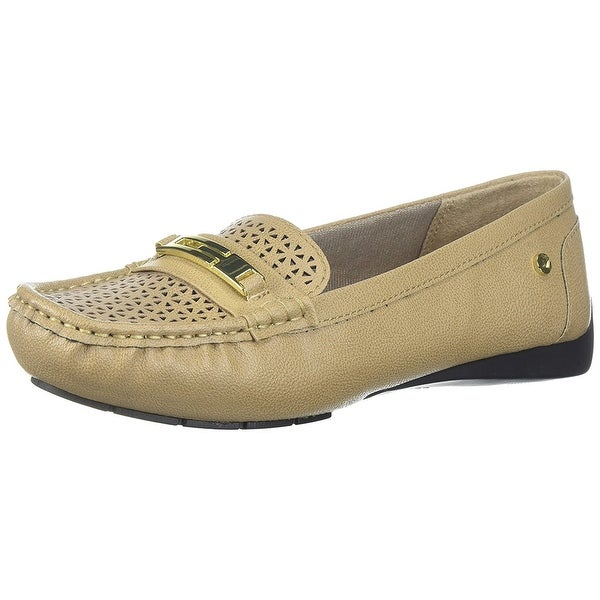 LifeStride Womens Viva 2 Closed Toe Loafers