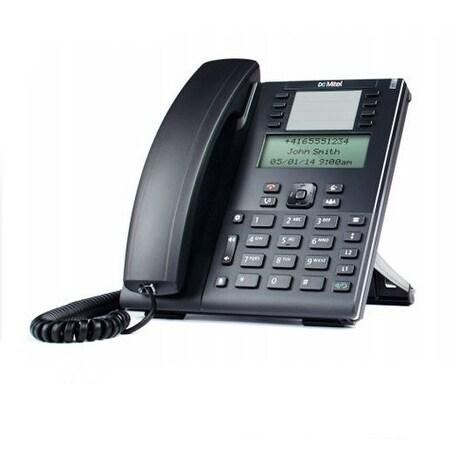Mitel 6865 Mid range Dual-Port GigE SIP phone