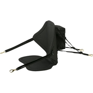 Attwood Foldable Sit-On-Top Clip-On Kayak Seat Foldable Sit-On-Top Clip-On Kayak Seat