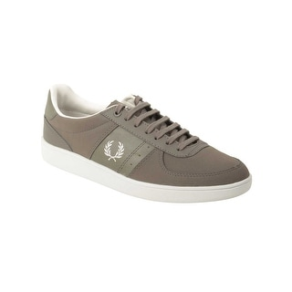 Fred Perry Mens Trentham 3M Sneaker in Grey