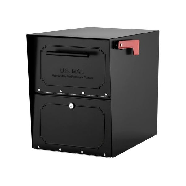 Shop Architectural Mailboxes 6200 10 Oasis Classic Post