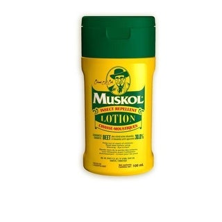 Muskol Lotion Insect repellent 100 ml Bottle