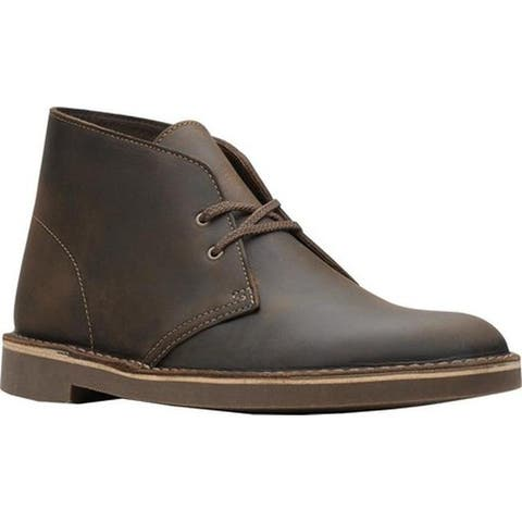 Clarks Men's Bushacre 2 Boot Beeswax Leather