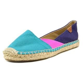 Sperry Top Sider Katama Cape Color-Block Women Round Toe Canvas Espadrille