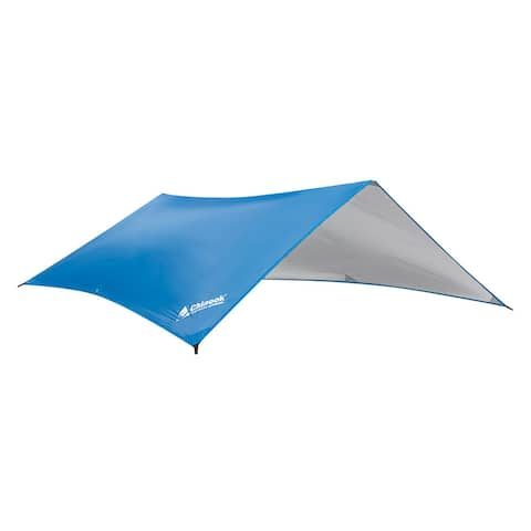 Chinook 11006 chinook 11006 guide silver-coated tarp 6'7 x 9'10