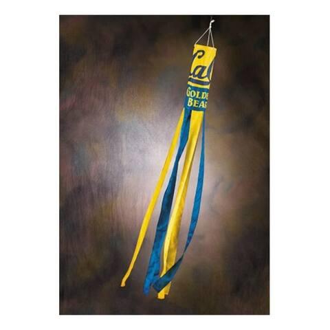 Bsi Products Inc Cal Berkeley Golden Bears Wind Sock Wind Sock