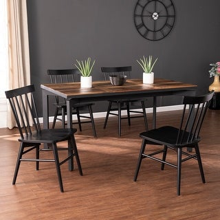 Strick & Bolton Serville Reclaimed Wood Dining Table