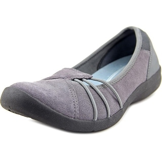 Easy Spirit Kaali Round Toe Suede Walking Shoe