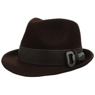 Peter Grimm Men's Brogan Hat, Brown