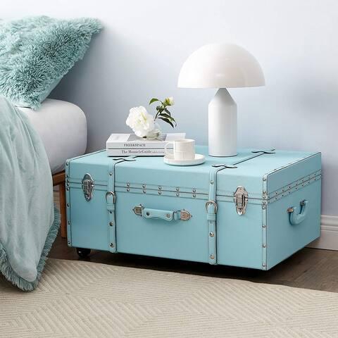 Texture® Brand Trunk - Calm Blue