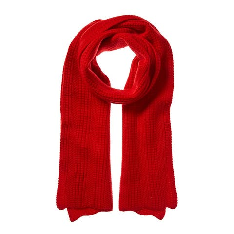 Qi Cashmere Cashmere Thermal Scarf