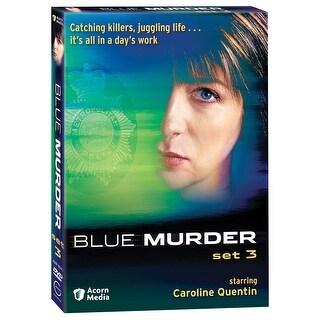 Blue Murder: Set 3 - DVD - Region 1 (US & Canada)