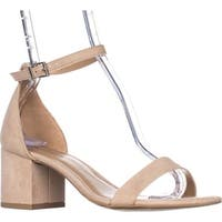 Call It Spring Stangarone Ankle Strap Sandals, Bone