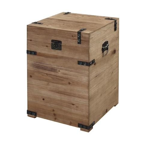 Carbon Loft McAllen Trunk End Table