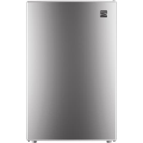 Kenmore 4.5-Cu. Ft. 1-Door Compact Refrigerator, Silver