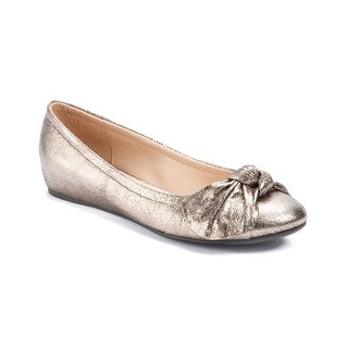 Andrew Geller Philana Women's Flats & Oxfords Metallic Gold