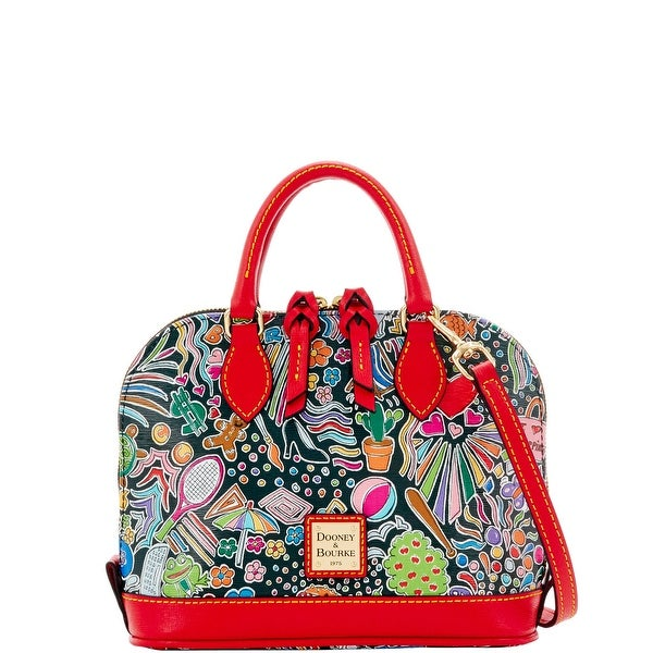 Dooney & Bourke Whimsy Bitsy Bag (Introduced by Dooney & Bourke at $178 in Sep 2016) - Black