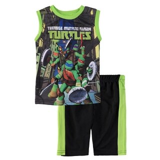 Nickelodeon Boys 4-7 Tank Top Short Set