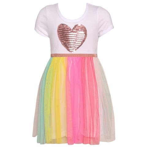 43aa6e3debe87 Buy Girls' Dresses Online at Overstock | Our Best Girls' Clothing Deals