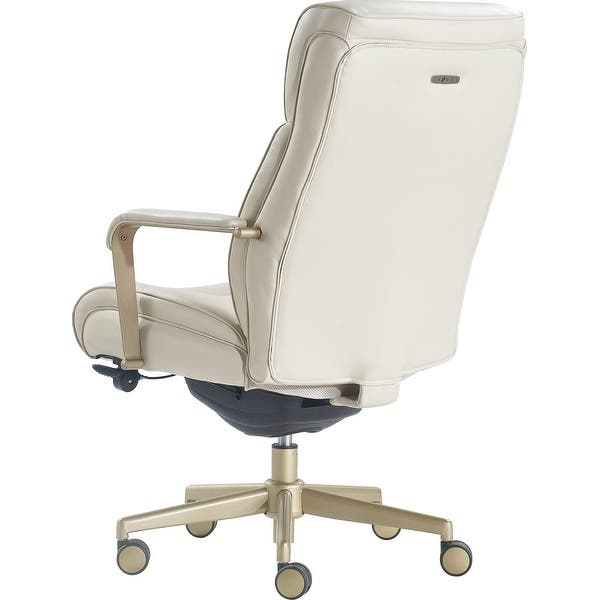Shop La Z Boy Modern Melrose Executive Office Chair On Sale Overstock 25993692