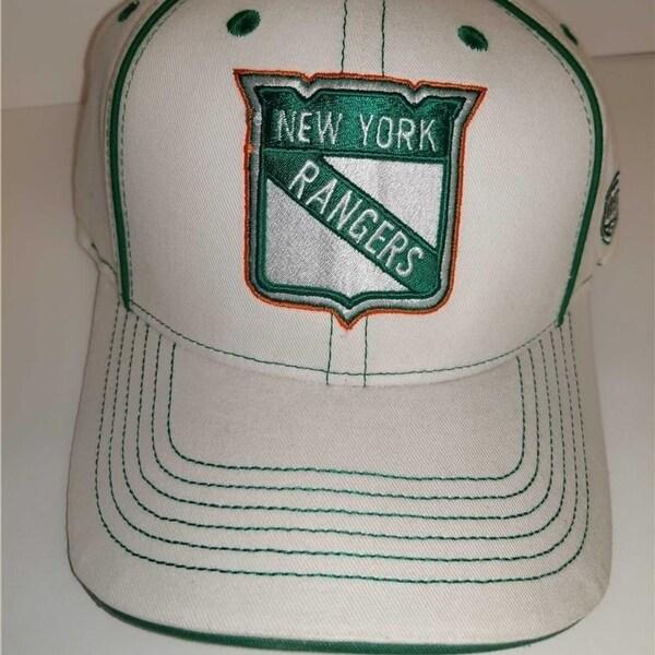 b223ce33022 Shop NY Rangers Mens Size Osfa Old Time Hockey Adjustable Cap Hat ...