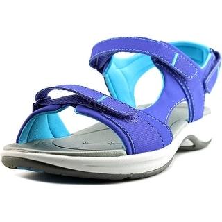 Easy Spirit Egnita Women Open-Toe Canvas Sport Sandal