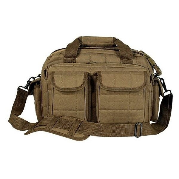 Voodoo Tactical Scorpion Range Bag Coyote 15-964907000