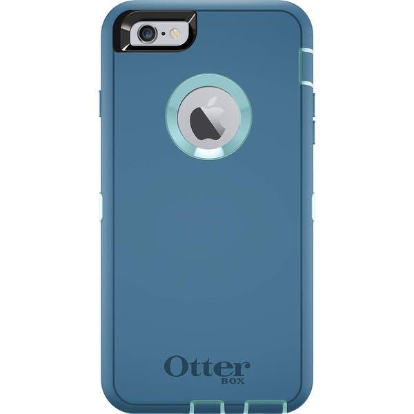 hot sale online ddf76 a799c Shop OtterBox Defender Case for iPhone 6s PLUS & 6 PLUS (NO Clip ...