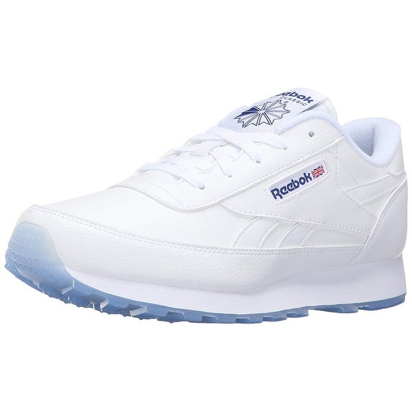 promo code d1cea 61113 Reebok Womens classic renaissance ice Low Top Lace Up Fashion Sneakers - 6