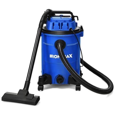 6.6 Gallon 4.8 Peak HP Wet/Dry Vacuum 3 in 1 Shop Vacuum Cleaner - See Details