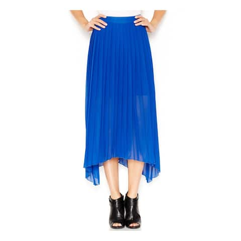 KENSIE Womens Blue Maxi Skirt Size XS