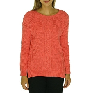 Tommy Hilfiger Cable Knit Long Sleeve Sweater