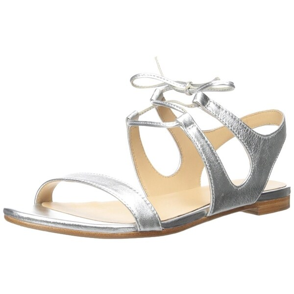 Pour La Victoire Womens Lacey Open Toe Casual Gladiator Sandals