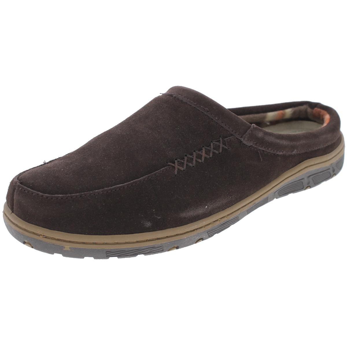 Slippers Suede Indoor/Outdoor