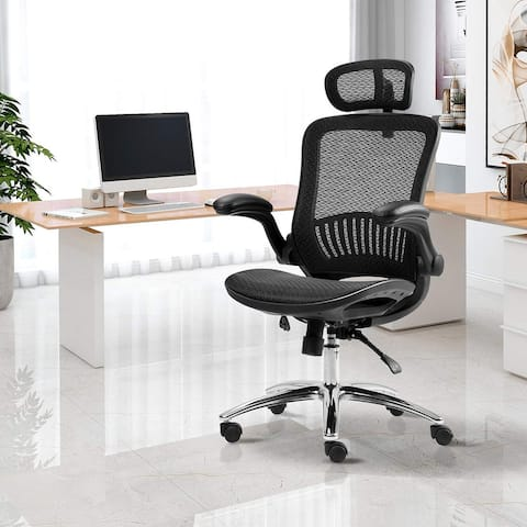 Office Chair Ergonomic Mesh Chair Computer Chair Swivel Chair