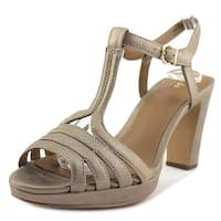 Clarks Women's Jenness Night Ankle Strap Sandal
