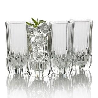Link to Mikasa Opus 12 oz. Highball (Set of 4) Similar Items in Glasses & Barware