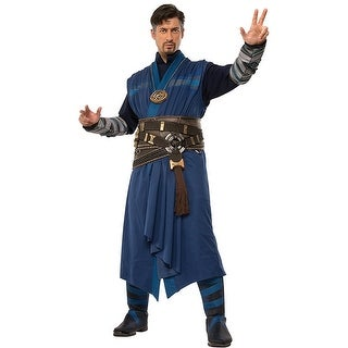 Doctor Strange Grand Heritage Dr. Strange Adult Costume - Blue