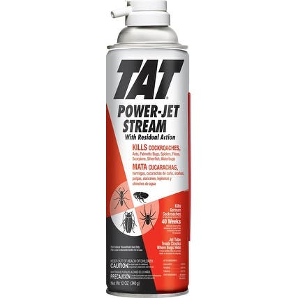 Tat HG-31112 Roach and Ant Jet Stream with Power Spout, 12 Oz