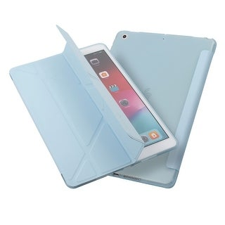 "Link to For Apple iPad 10.2"" (2019) Light Blue Soft Case Similar Items in iPad & Tablet Accessories"