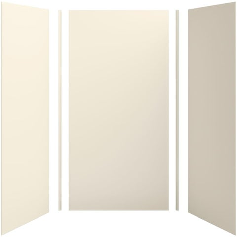 "Kohler K-97614 Choreograph 48"" x 36"" x 96"" Three Panel Shower Wall Kit"