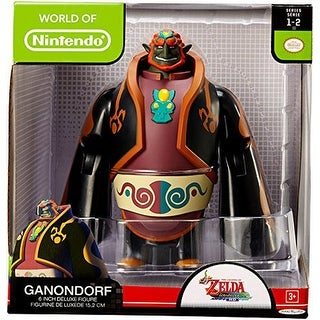 "Legend of Zelda Series 2 6"" Action Figure Ganon - multi"
