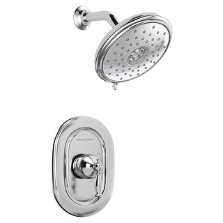 American Standard TU440.507  Quentin Shower Only Trim Package with 1.8 GPM Multi Function Shower Head